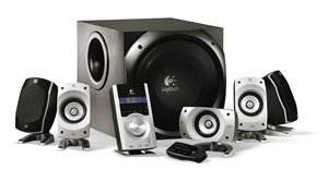 Logitech Multimedia Speakers
